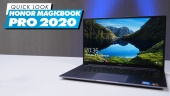 HONOR MagicBook Pro 2020 - Quick Look