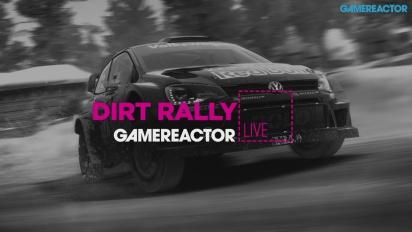 GRTV Repetição: Dirt Rally com volante da Logitech