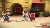 Paper Mario: Color Splash - E3 2016 Trailer