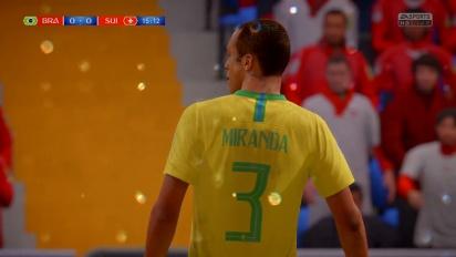 FIFA World Cup 2018 - Brasil vs Suíça