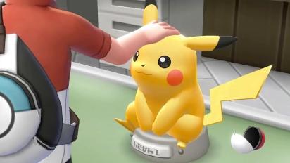Pokémon: Let's Go Pikachu!/Let's Go Eevee! - Reveal Trailer