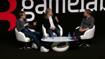 Amy Hennig - A writer's path to becoming a Creative Director