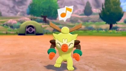 Pokémon Sword/Shield - Familiar Pokémon are evolving