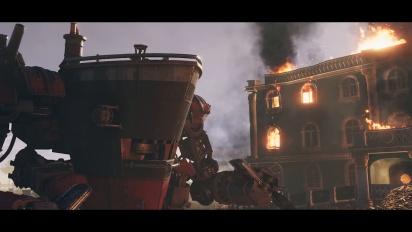 Iron Harvest - Native Story Trailer