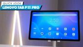 Lenovo Tab P11 Pro - Quick Look