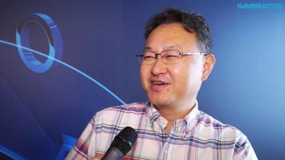 Shuhei Yoshida - E3 Interview