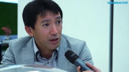 Shinji Mikami - Gamelab 2015 Honor Award Interview
