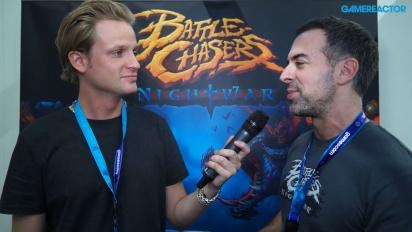 Battle Chasers: Night War - Entrevista Joe Madureira