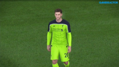 Pro Evolution Soccer 2017 - Data Pack 1.0 Full match gameplay Barcelona - Liverpool