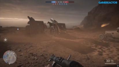 Battlefield 1 - Ultra Graphics Multiplayer-gameplay (Seahawk 1080)