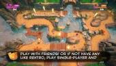Yooka-Laylee - Multiplayer Reveal Trailer