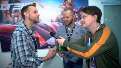The Crew 2 - Entrevista com a Harley-Davidson
