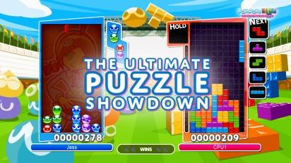 Puyo Puyo Tetris - Teaser Trailer