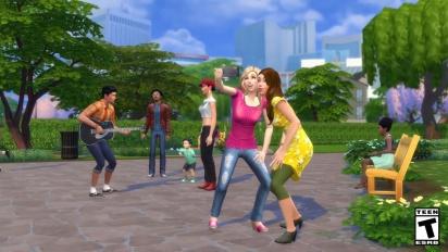 The Sims 4 - EA Access Trailer