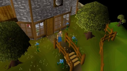 Old School Runescape - Mobile Trailer