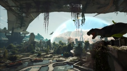 ARK: Survival Evolved - ARK: Extinction Launch Trailer