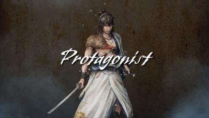 Katana Kami: A Way of the Samurai Story - Gameplay Trailer