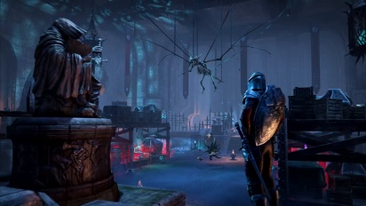 The Elder Scrolls Online - Waking Flame Gameplay Trailer