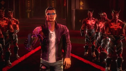 Saints Row: Gat Out of Hell - Announcement Trailer