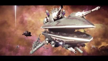 Battlefleet Gothic: Armada - Eldar Trailer