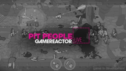 Pit People - Livestream Replay
