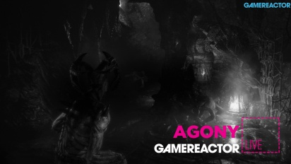 Agony - Livestream Replay