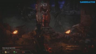 Mortal Kombat 11 - Jogabilidade com a Cripta