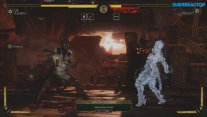 Mortal Kombat 11 - Jogabilidade das Torres do Tempo