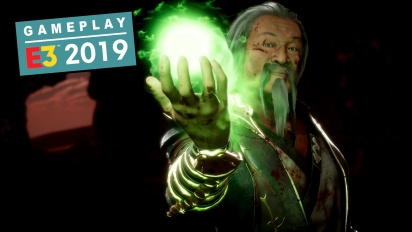 Mortal Kombat 11 - E3 Shang Tsung DLC Highlights