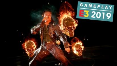 Mortal Kombat 11 - E3 Shang Tsung DLC Gameplay