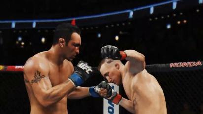 UFC 4 Official Reveal Trailer