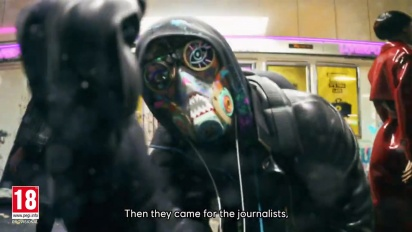Watch Dogs: Legion - 'Tipping Point' Cinematic Trailer