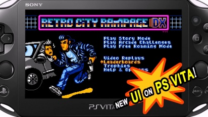 Retro City Rampage - Putting the DX into Retro City Rampage DX Trailer