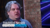 Agents of Mayhem - Entrevista Thaddeus Sasser