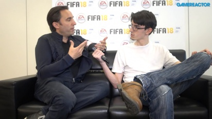 FIFA 18 - Matthew Prior Interview