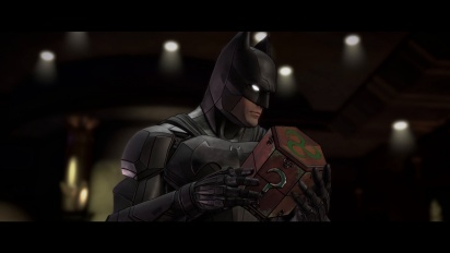 Batman: The Enemy Within - Launch Trailer