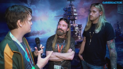 World of Tanks - Sabaton Interview