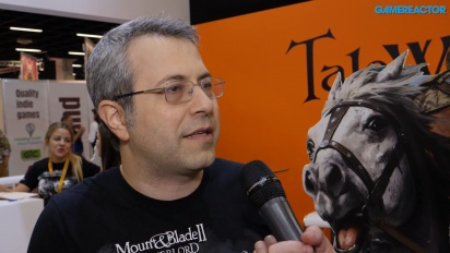 Mount & Blade II: Bannerlord - Entrevista Armagan Yavuz