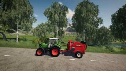 Farming Simulator 19 - Anderson Group DLC Trailer