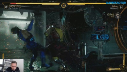 Livestream Replay - Mortal Kombat 11