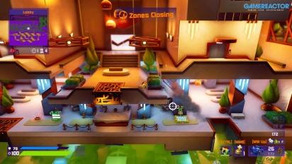 Worms Rumble - Last Worm Standing Pre-Open Beta Gameplay