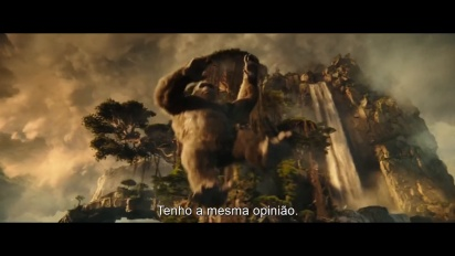 Godzilla vs. Kong -  Trailer 1 legendado