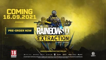 Rainbow Six: Extraction - Reveal Trailer