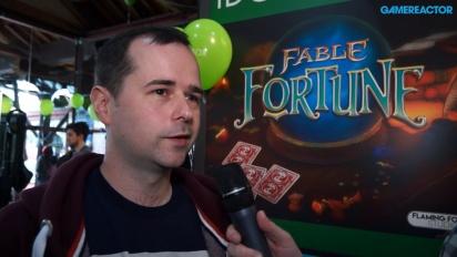 Fable Fortune - Entrevista Craig Oman