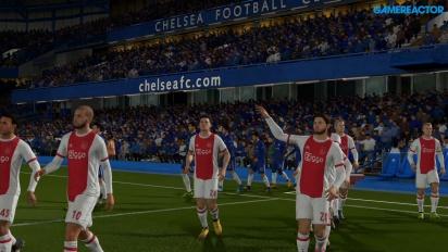 FIFA 18 - Jogabilidade Switch #1
