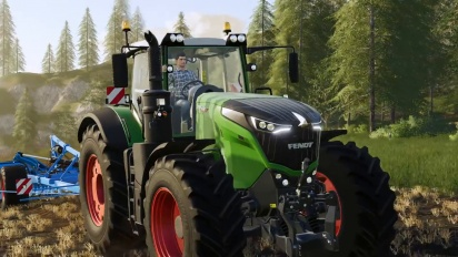 Farming Simulator 19 - Garage Trailer