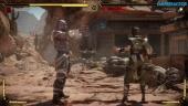 Mortal Kombat 11 - Geras vs Skarlet Gameplay