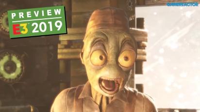 Oddworld: Soulstorm - E3 Preview