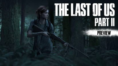 The Last of Us: Part II - Hands-On Preview