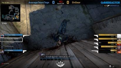 OMEN by HP Liga - Divison 2 Round 9 - OnGear vs AverageTeamTage on Inferno.